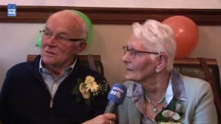fam: Wittenberg 60 jaar getrouwd