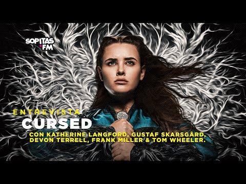 En YouTube: CURSED la nueva historia de Netflix I Entrevista con Katherine Langford, Devon Terrell y más