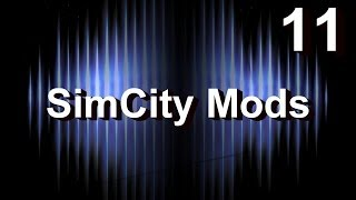 ★ SimCity 5 (2013) Mods #11 - Create Highway Entrances and Rivers - Regional Freeway [REVIEW]