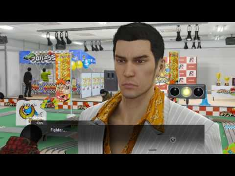 Yakuza Zero // 100% Completion Guide(Hard Mode) // Chapter 6 (pt 4) : Kiryu,The Media Mogul