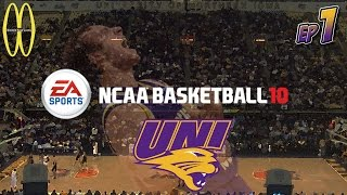 MWG -- NCAA Basketball 10 -- Northern Iowa Dynasty, Episode 1