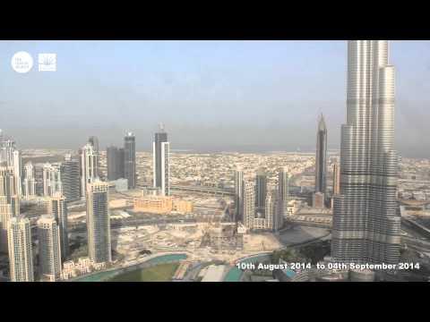 Dubai Opera – Time lapse