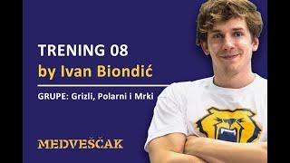 PK Medveščak - Trening 04 za grupe: Grizli, Polarni & Mrki by Ivan Biondić