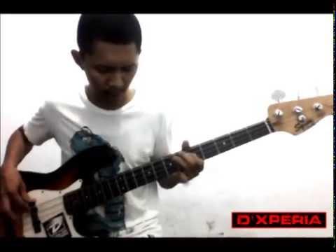 Bass Cover Bondan Prakoso & Fade2Black - Stay On The Line (By Chandra D'Xperia)