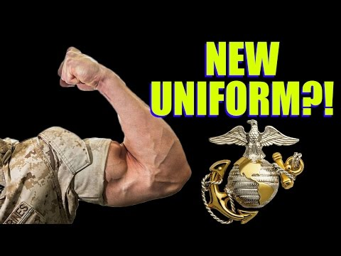 No More Desert Camouflage!? New USMC Uniform Rules
