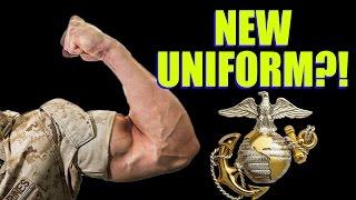 no more desert camouflage new usmc uniform rules
