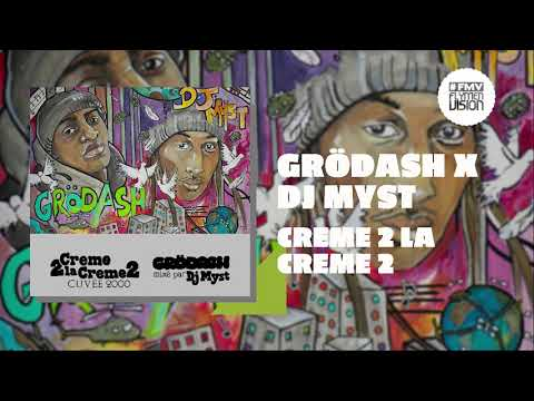 Youtube: 02 Sinik, Grödash, Ul'team Atom, Dyru, Dj Myst – 24H freestyle #Creme2laCreme2 #FMV