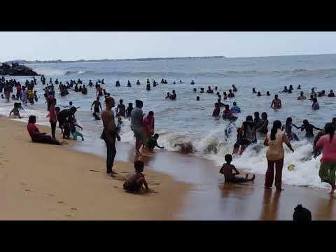 Negombo Beach .Sri Lanka (2019).