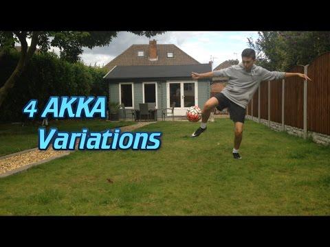 4 AKKA Variations