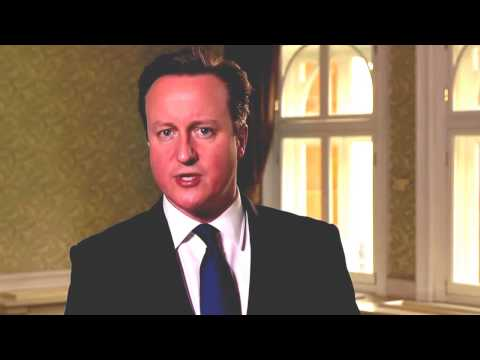 David Camerons Easter Message