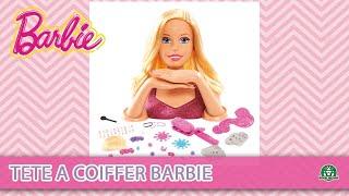 Barbie / Barbie Tête à Coiffer / Pub TV / Giochi France