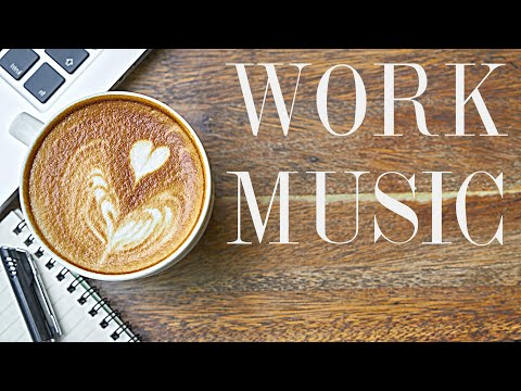 Instrumental music for working in office easy...