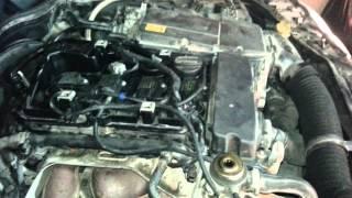 W203 m271 c180k engine rattle