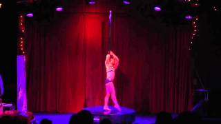 Pole Dance Ireland Pole Princess Competition 2015 - Rebecca Murphy