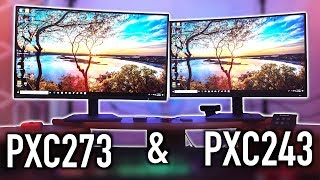 Pixio The Best Curved Gaming Monitors For Under $200?