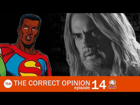 Black Superman   Jupiter's Legacy   ARMY OF THE DEAD   The Correct Opinion