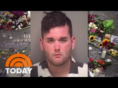 James Alex Fields: Charlottesville Suspect  Appears In Court | TODAY