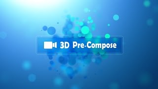 3D Pre-Compose Script!