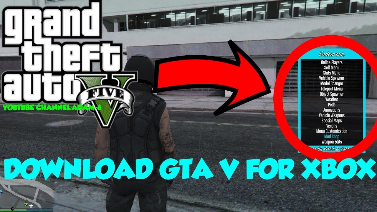 gta v xbox one download price