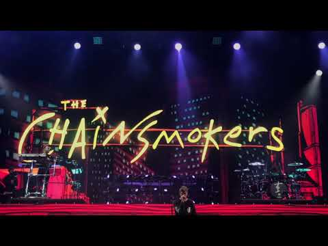 The Chainsmokers Live @ LiveOut Monterrey 2018