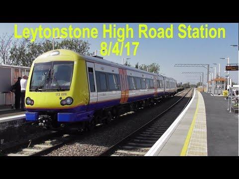Leytonstone High Road Station 8/4/17 Series 37 Episode 47