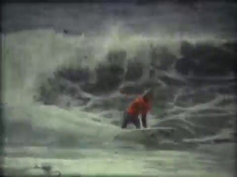 Surfing California;  Ocean Beach, San Francisco