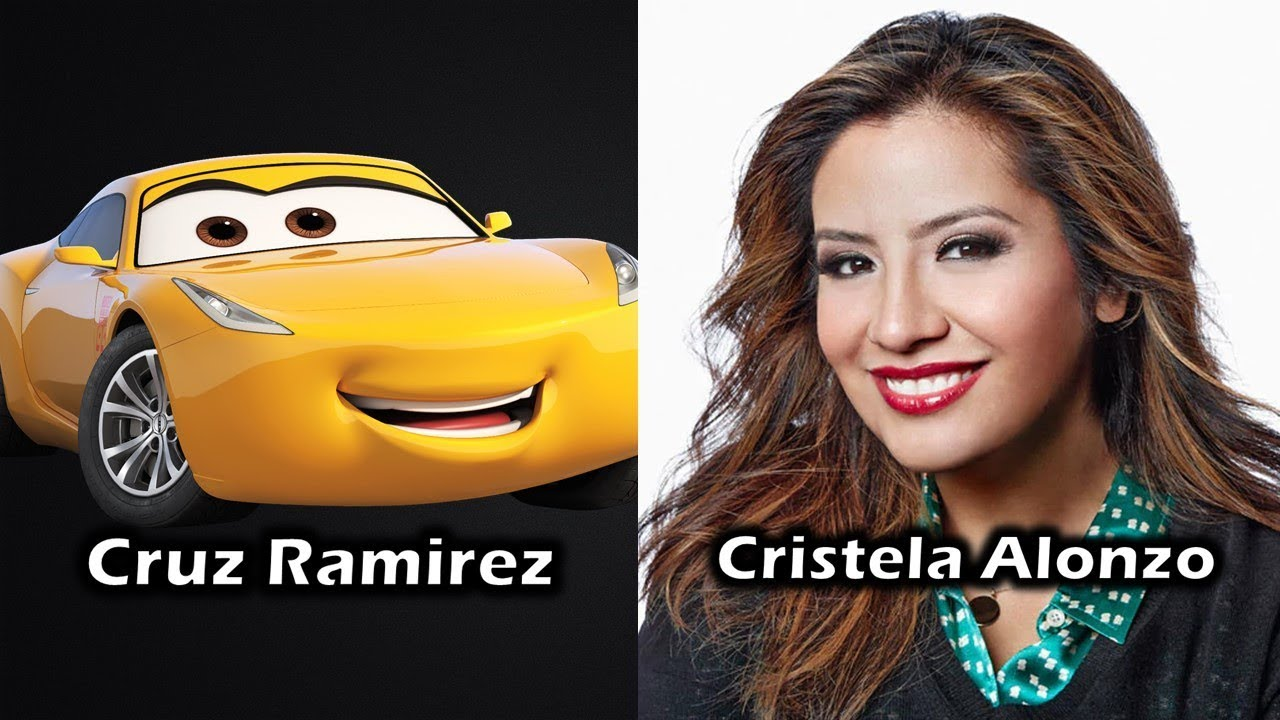 Characters And Voice Actors Cars 3 Youtube