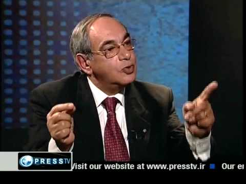 Face to Face: Lauren Booth meets Afif Safieh: Future of Palestine? (2)
