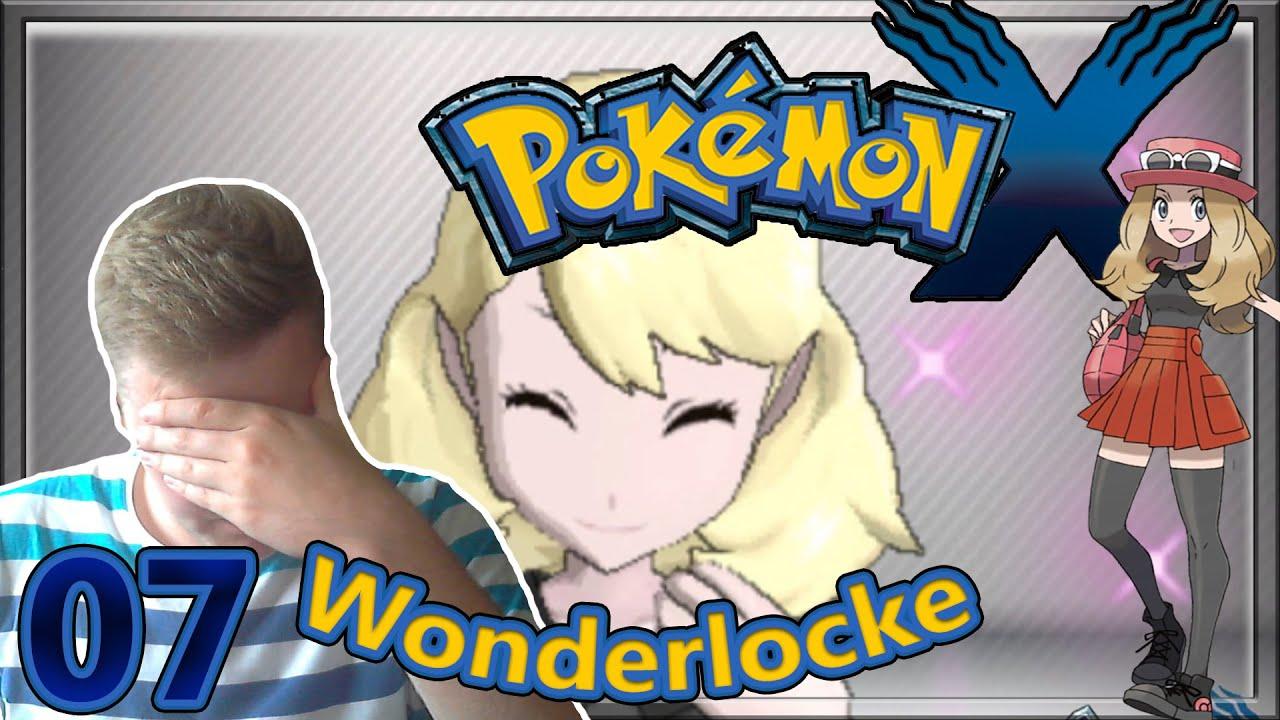 Let´s Play Pokémon X Wonderlocke Part 7 Eine Neue Frisur YouTube
