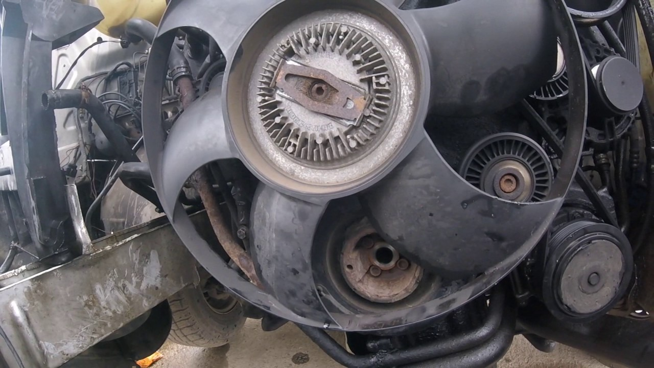 Volkswagen Crafter Timing Replacement / Замена ГРМ Volkswagen crafter