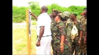 Tanzanian Army in training The greatest Army in East Africa
