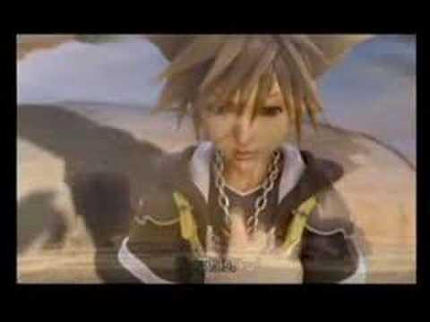 Kingdom Hearts Falling Awake