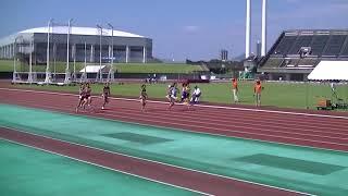 2017静岡ジュニアオリンピックC女子100m予選4組 伊藤あい 検索動画 25