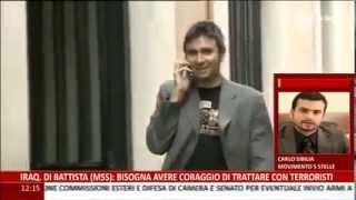 Carlo Sibilia (M5S): Rainwes24