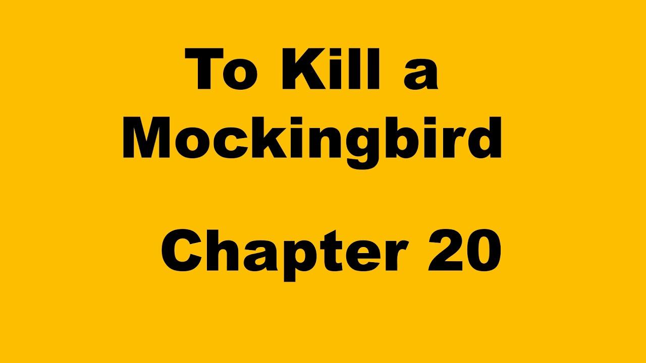 chapter 20 to kill a mockingbird
