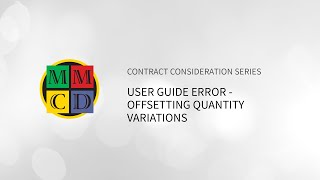 User Guide Error - Offsetting Quantity Variations Mp3