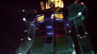 2009 G-Rmix Night DA METAVERSE n GUNDAM (09.08.22) 光の演出で彩ら...