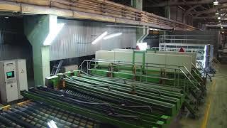 Стеклянное производство
