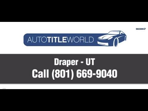 Title Loans Draper UT