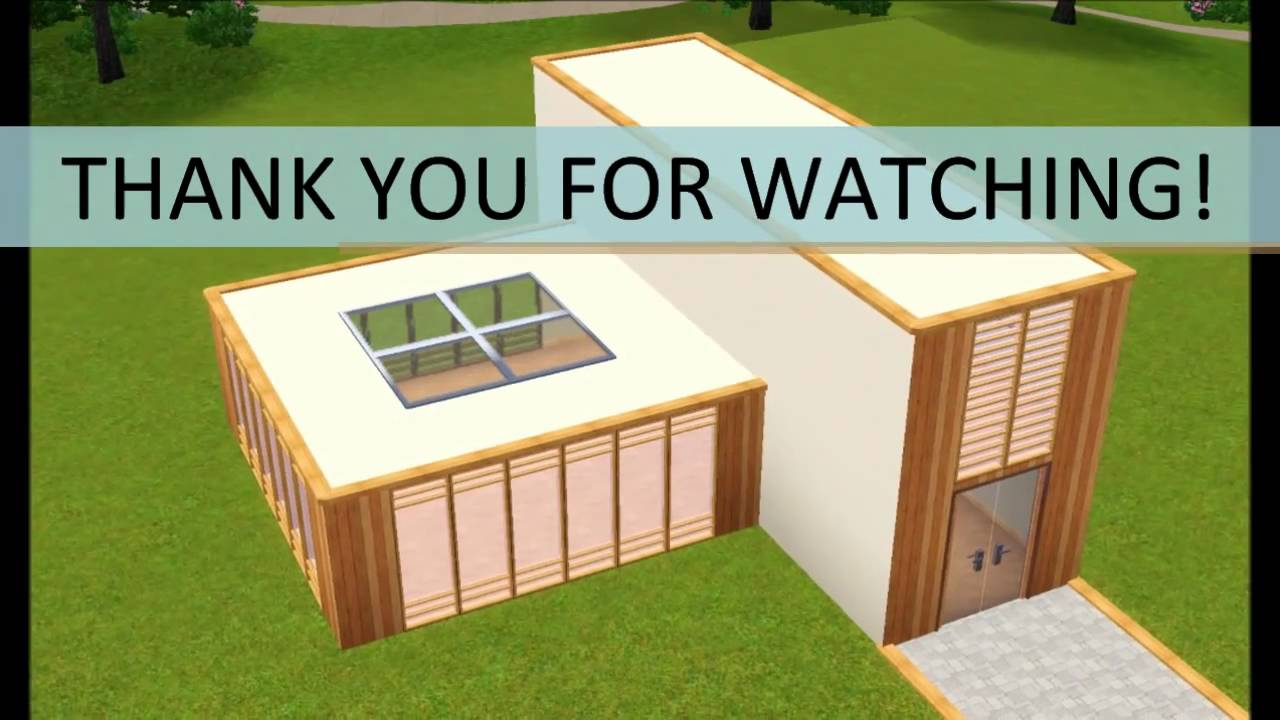 The Sims 3 The Real Skylight Tutorial Youtube