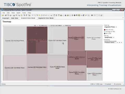 Interpreting Treemap Visualizations