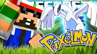 Minecraft | Pixelmon | THE SURPRISE LUGIA!! [25] thumbnail