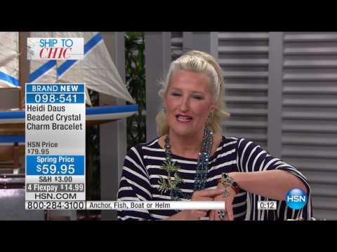 HSN | Heidi Daus Fashion Jewelry 03.30.2017 - 02 PM