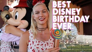 We're going to DISNEYLAND!! | Karlie Kloss