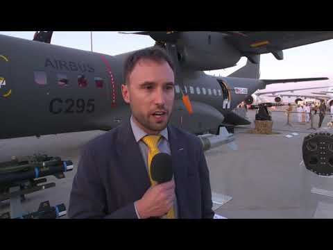 Interview – C295 Armed ISR