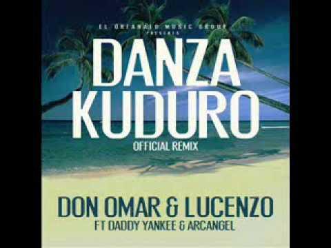 Don Omar feat. Lucenzo, Daddy Yankee & Arcangel - Danza Kuduro (Official Remix)