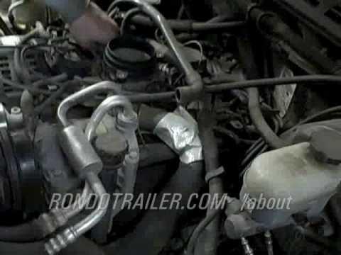Pt Cruiser Wiring Diagram 01 Chevy Blazer Xtreme Vortec 4 3 V6 Engine Run Sold