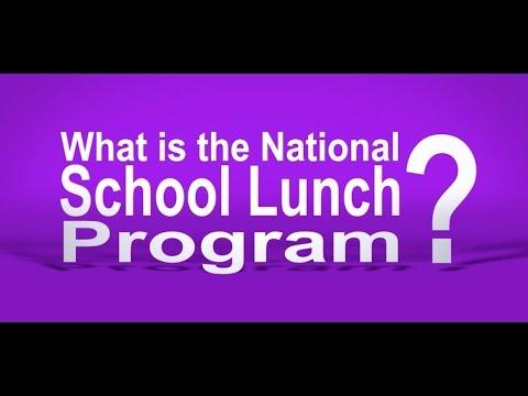 National School Food Lunch Program BPA 2015