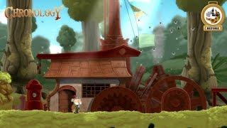 Chronology: Time Changes Everything iPhone/iPad GamePlay Trailer