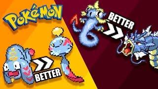 SOME OF THESE FAKEMON DESIGNS ARE BETTER THAN REAL POKÉMON... ⚬ Pokémon Ultra Quartz